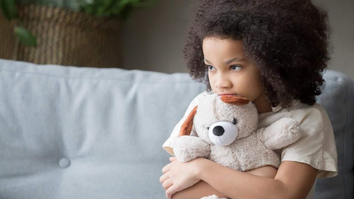 Головні ознаки стресу у дитини: як можуть допомогти батьки