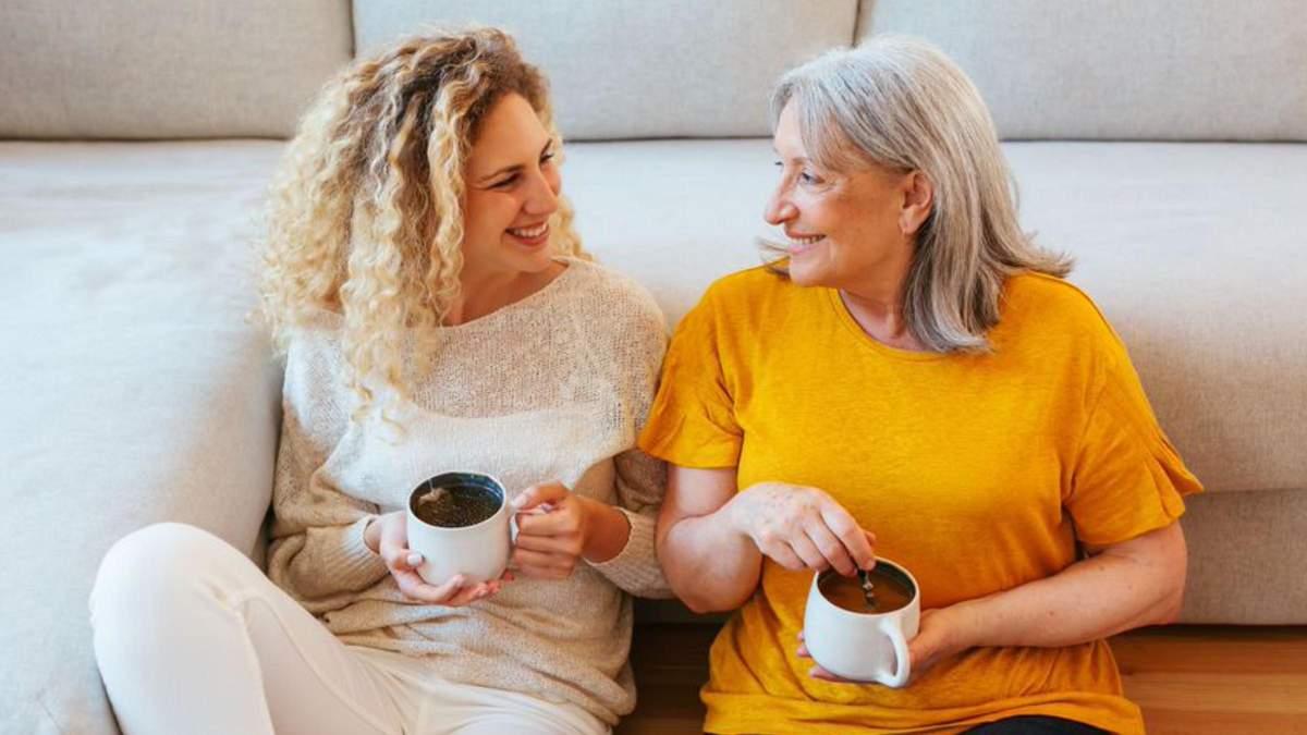 Які теми необхідно обговорити з мамою, аби зрозуміти себе
