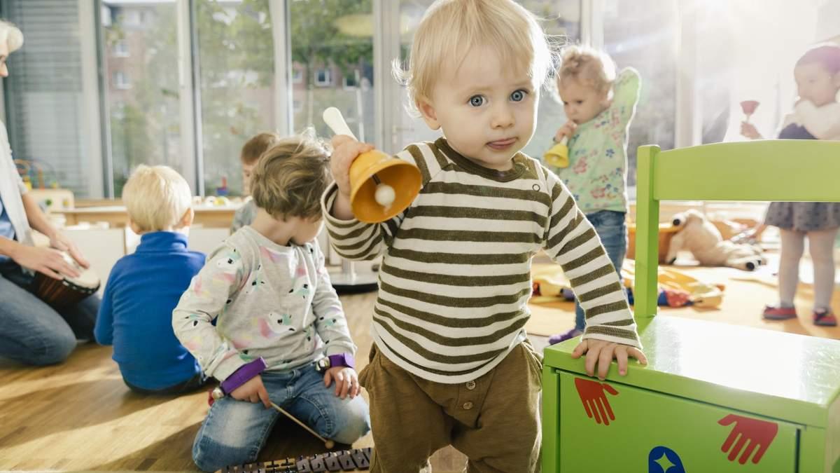 Зарахування дитини в дитячий садок: які зміни пропонують