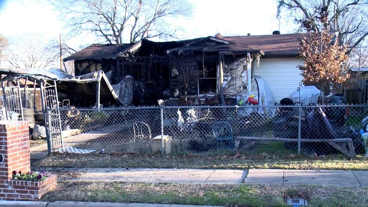 17-летняя американка спасла из пожара родителей, больных COVID-19