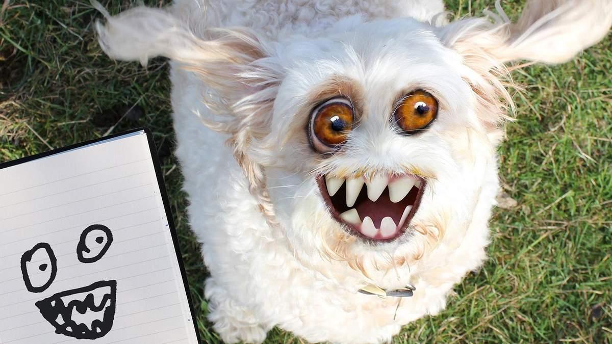 Мужчина создает странных существ из детских рисунков