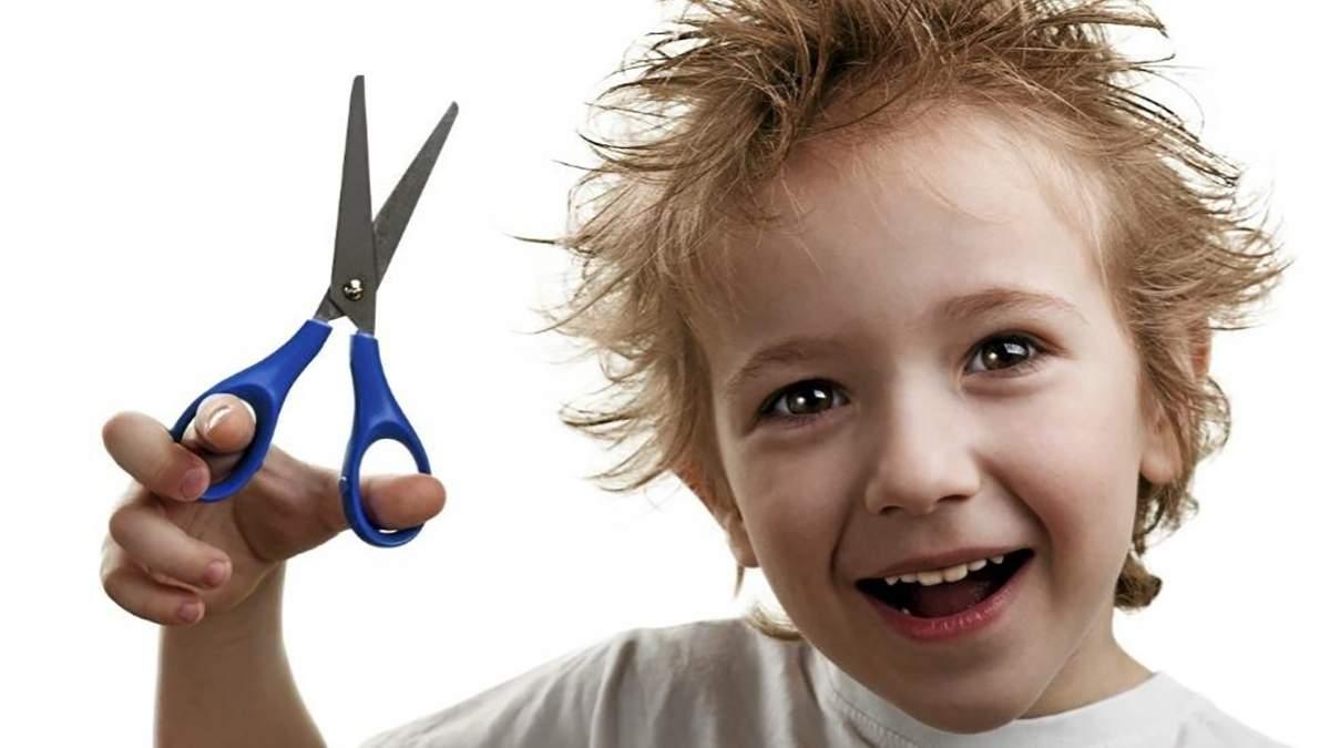 Як діти стрижуть собі волосся: кумедні відео
