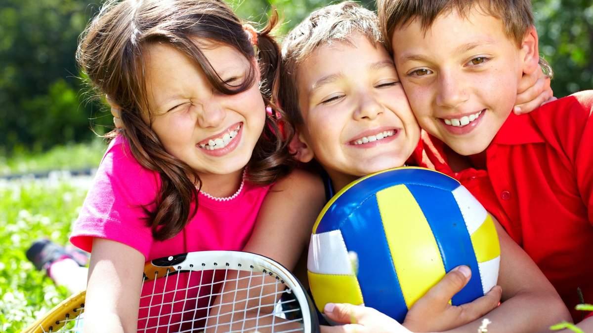 Дитяча тривожність: чк спорт допоможе побороти