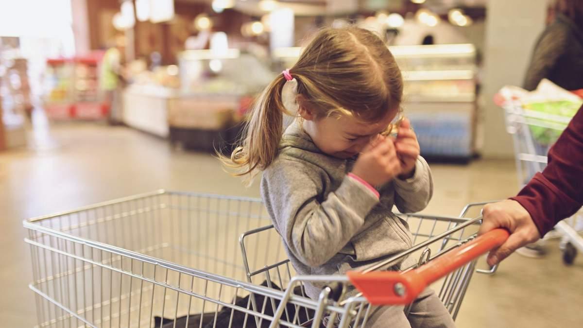Як батьки провокують істерику в дитини: 3 помилки виховання