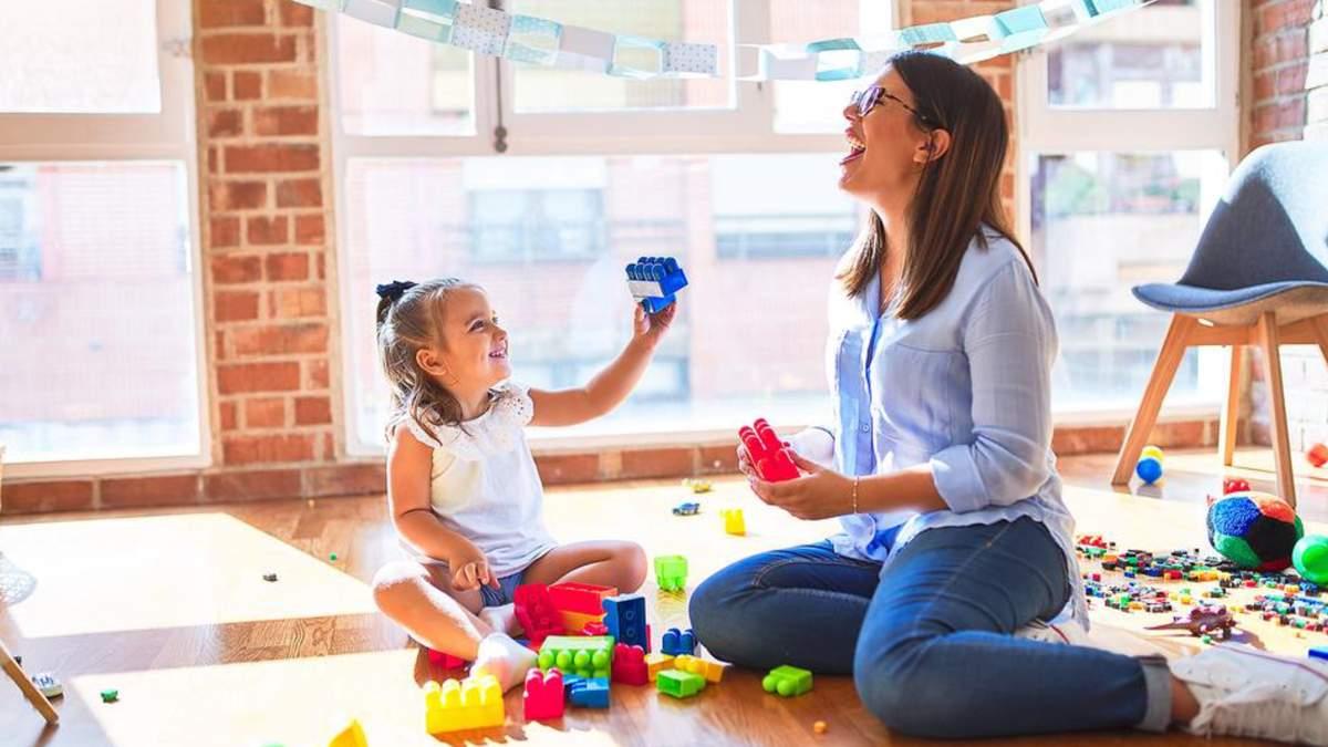 Ігри для дітей: розвиток логіки та асоціативного мислення