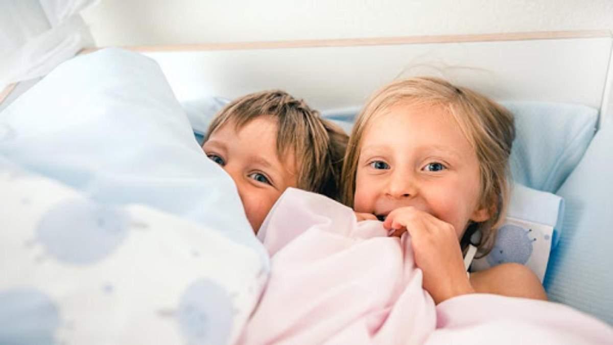 Як вкладати спати гіперактивних дітей: незвичайний метод від мами – фото