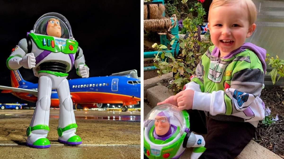 Авіакомпанія повернула 2-річному хлопчику загублену іграшку: історія, що повертає віру в добро