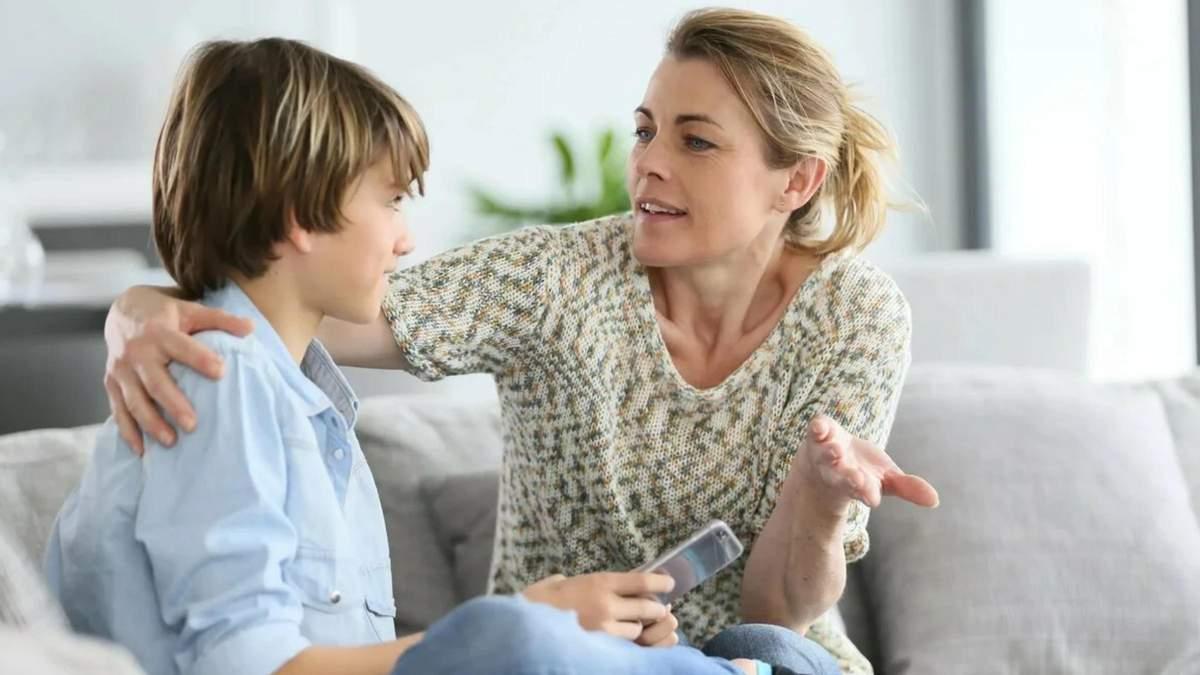 Що батькам потрібно обговорювати з дитиною щодня: 4 важливі теми