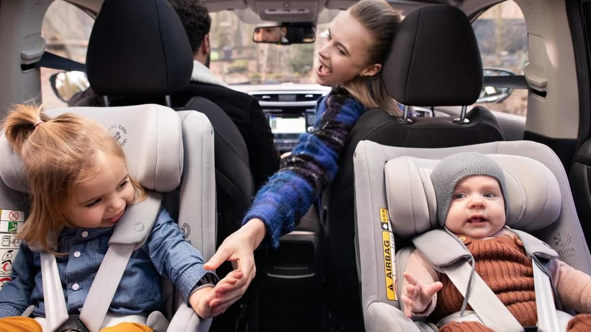 Правила перевозки детей в авто: какое место считается самое опасное