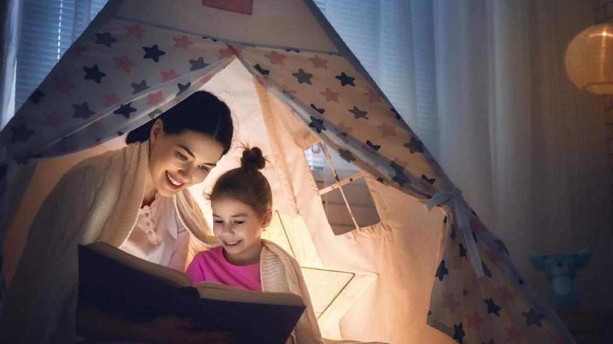 Зачем читать ребенку на ночь: 5 полезных последствий