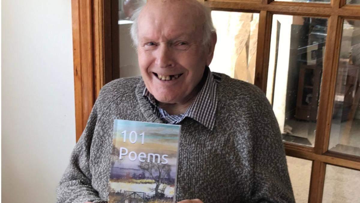 Внучка попросила поддержать книгу, которую выдал 95-летний дедушка