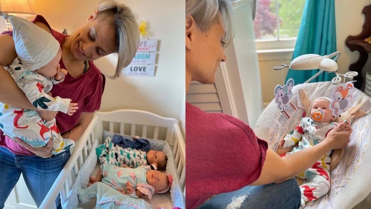 Хобби, которое пугает близких: какой поступок детей заставил мать собирать реалистичных кукол