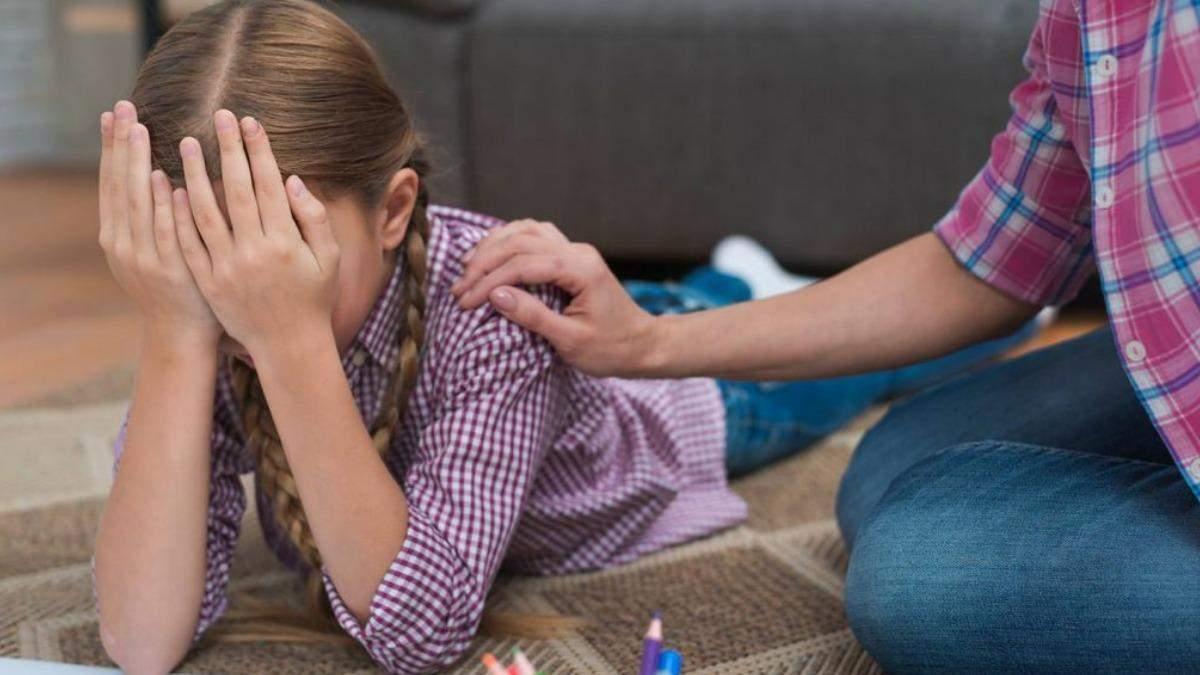 Сварки батьків при дитині: як впливає на малюка