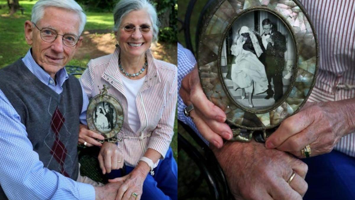 Через 55 років після втрати чоловік зміг повернути свою обручку
