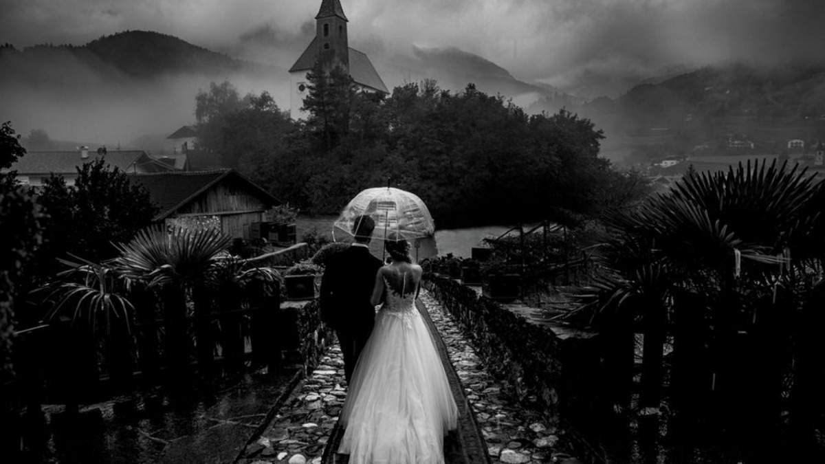 Трогательные кадры со свадебного конкурса: 20 победителей