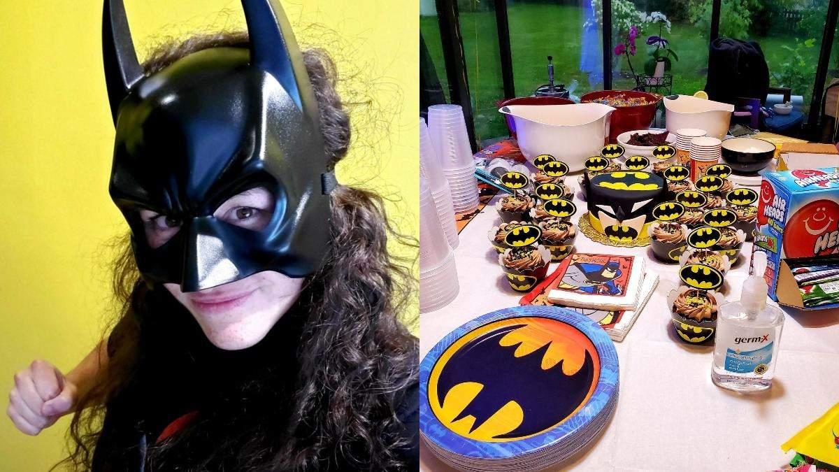 Мрія дитинства на 32 день народження: вечірка для дівчини від хлопця