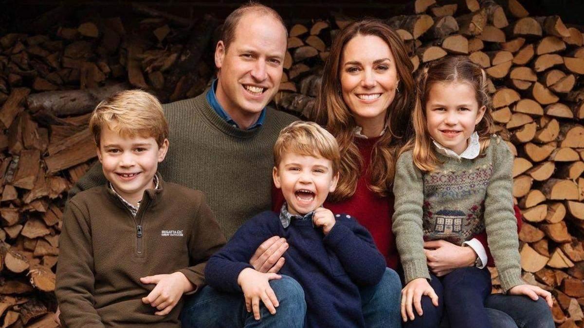 Правила виховання дітей принца Вільяма та Кейт Міддлтон