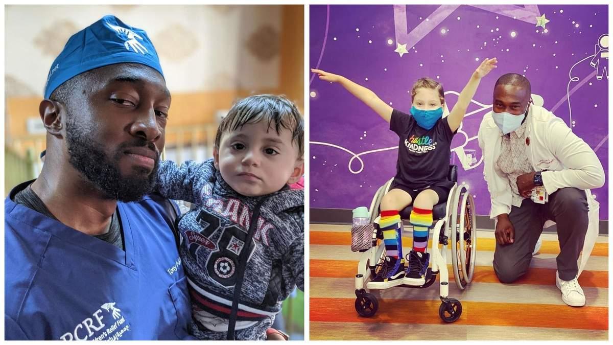 Танцюючий лікар зі США вигадав новий вид терапії для хворих дітей