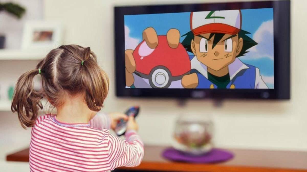 Вплив мультфільмів на дитину: який контент можна дивитися