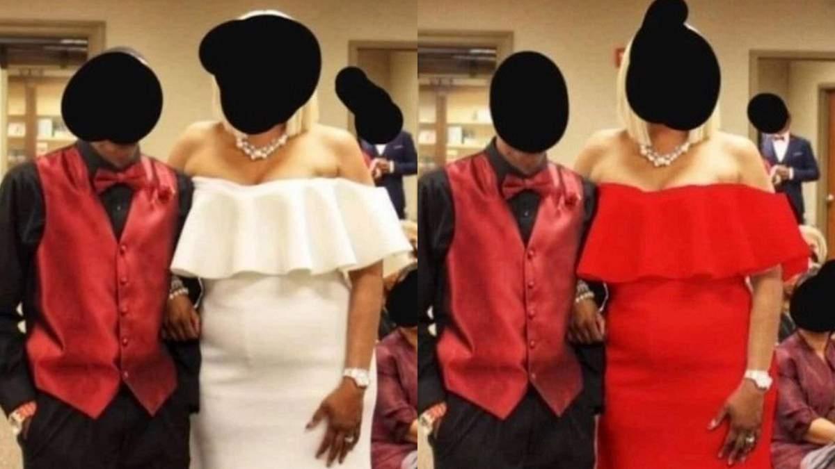 Мать жениха надела белое платье, чтобы отомстить: как помог фотограф