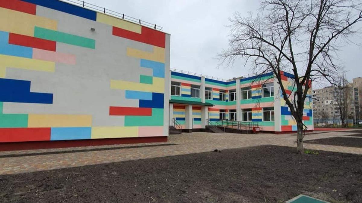 В Киеве на Оболони впечатляюще обновили детский сад - фото