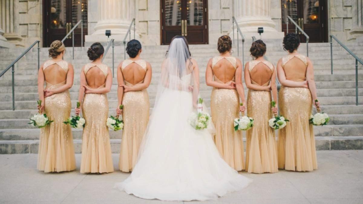 Контракт для подружек невесты: 37 пунктов, которые разозлили соцсети