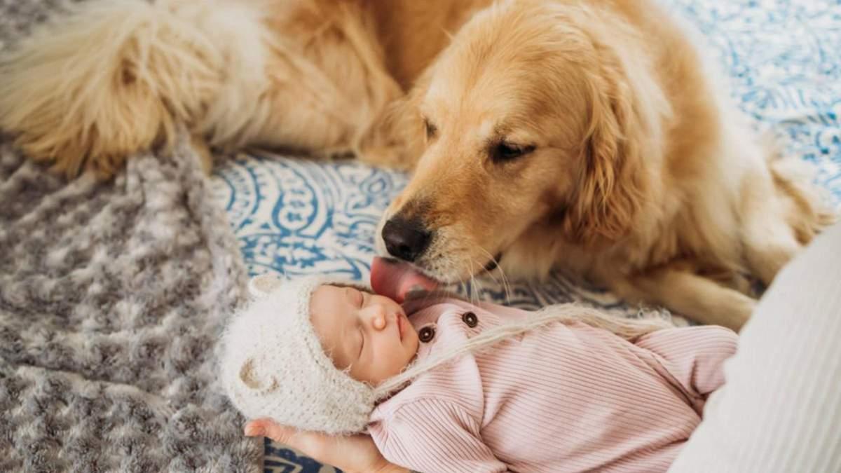 Зворушливі фото новонароджених малюків