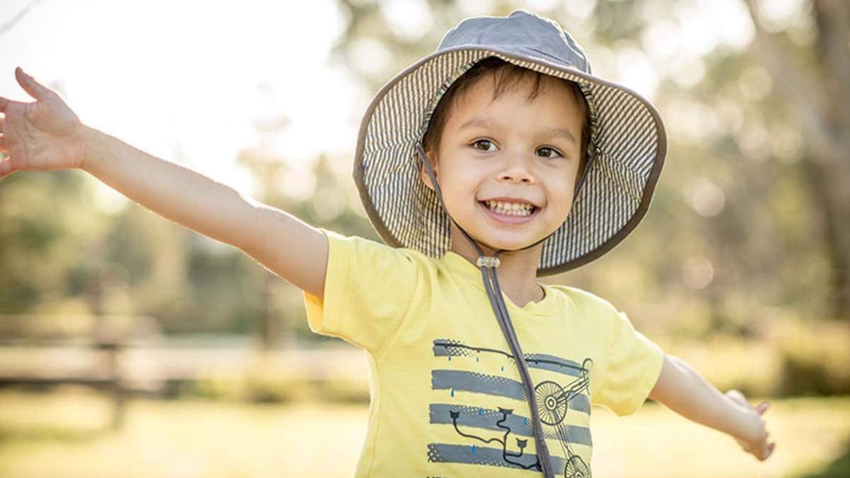 5 методов, что помогут ребенку перенести высокую температуру воздуха