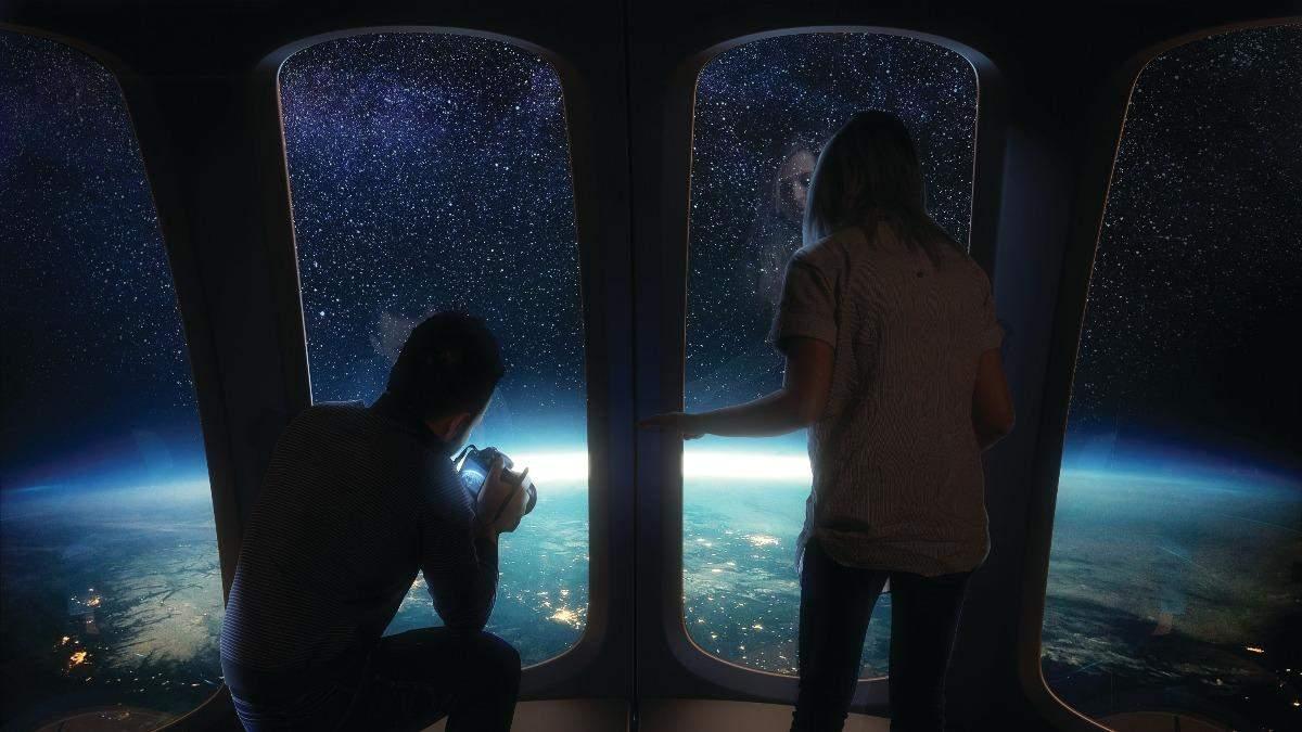 Закохані пари зможуть одружитися в космосі: як виглядатиме капсула