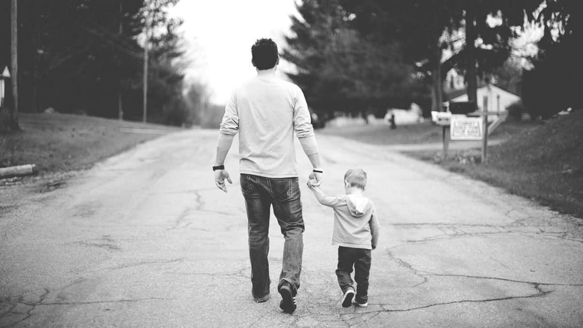 Проблеми чоловіків, пов'язані з фігурою батька - Сім'я
