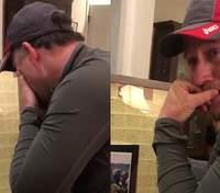 Трогательная реакция отчима на подарок от дочери: что поразило мужчину – видео