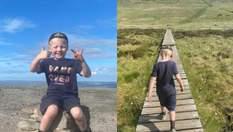 Підкорив 3 вершини за 1 день: хлопчик у 5 років встановив новий рекорд