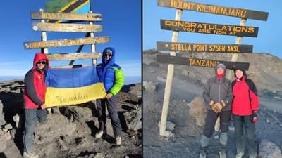 Двое преподавательниц из Черновцов покорили Килиманджаро: детали и невероятные фото