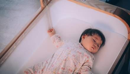 У США представили розумну колиску, яка допомагає малюку заснути: фото, відео