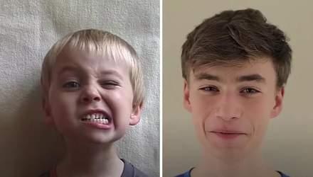 Отец на протяжении 18 лет снимал, как взрослеет его сын: уникальное видео
