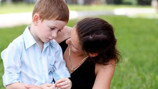 Как правильно сказать ребенку о разводе родителей