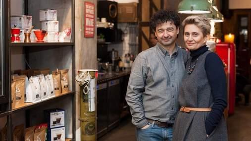 """Від маленької мрії до великого сімейного бізнесу: історія відкриття кав'ярні """"Світ кави"""""""