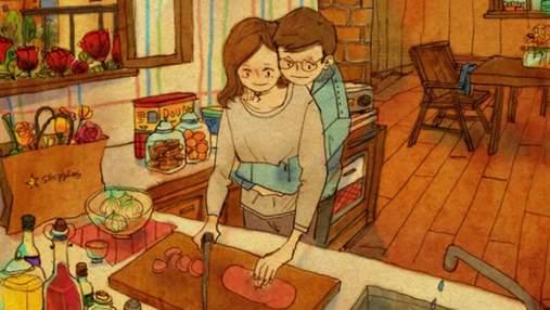 Відчуття кохання в повсякденному житті покращує самопочуття: дослідження