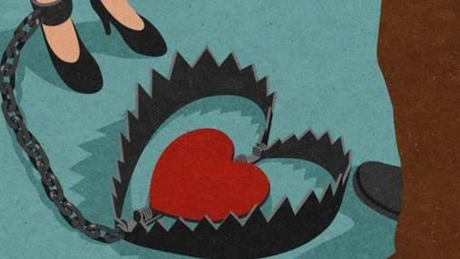 Як люди потрапляють в залежні стосунки: відповідь психолога
