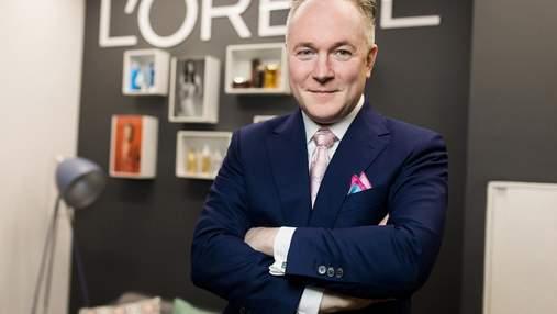 Люди приділяють більше уваги догляду: гендиректор L'Oreal в Україні про бренд та бізнес