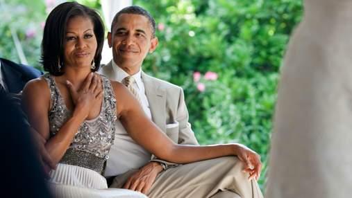 Обама и Цукерберг: как жены помогли им добиться успеха в карьере