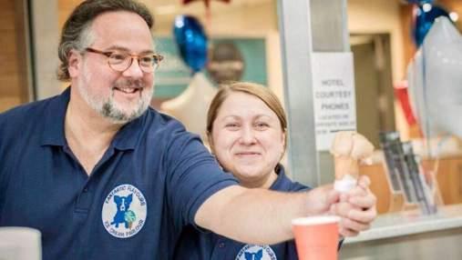 Украинка, которая переехала в Ирландию, создала с мужем прибыльный бизнес на мороженом