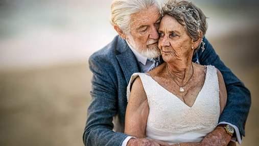 Так виглядає справжнє кохання: вишукані фото пари, яка разом вже понад 55 років