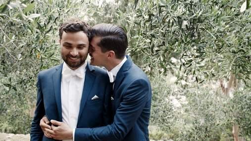 20 весільних фото з одностатевих шлюбів, які показують справжні почуття та викликають повагу