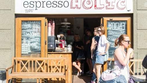 Як киянин відкрив власну мережу кав'ярень Espressoholic: історія успіху