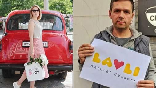Колишня пара не може поділити власну кондитерську: що відомо про конфлікт у бренді Lavli