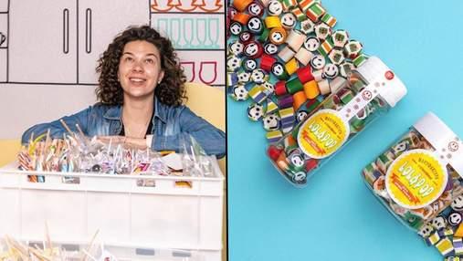 Бізнес на карамелі та маршмеллоу: як пара з Києва створила магазин солодощів LOL&POP