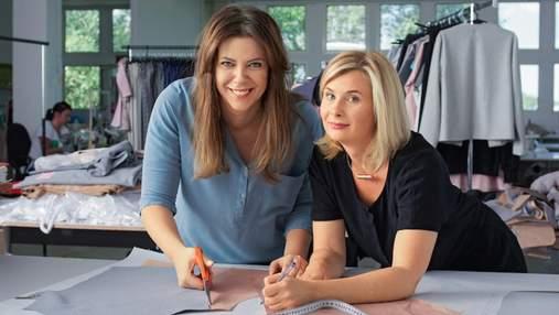"""Бізнес """"з животиком"""": як дві подруги створили прибуткову справу з пошиття одягу для вагітних"""
