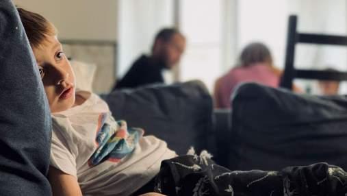 В Украине начали проект поддержки детей из интерната, которых из-за карантина вернули в семьи