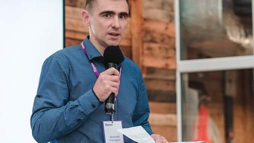 """""""Дочка захотела рюкзак – я увидел в этом идею для бизнеса"""": история предпринимателя из Киева"""